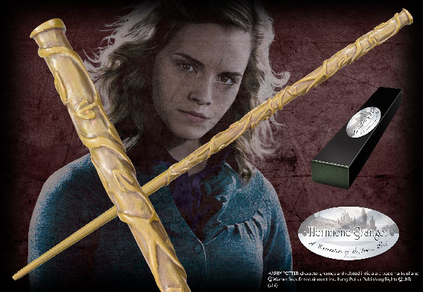 Hermione Granger's Wand