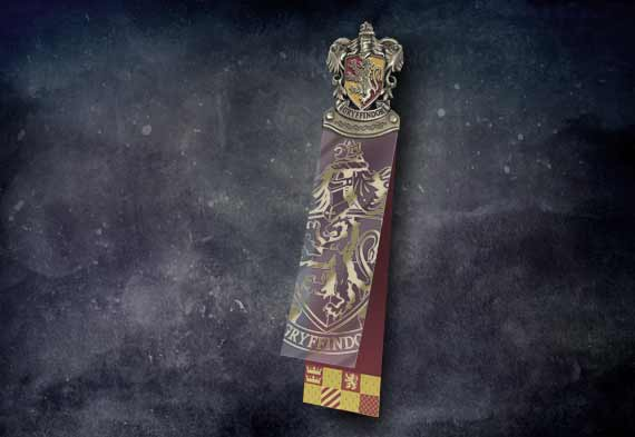 Harry Potter - Gryffondor Crest Bookmark