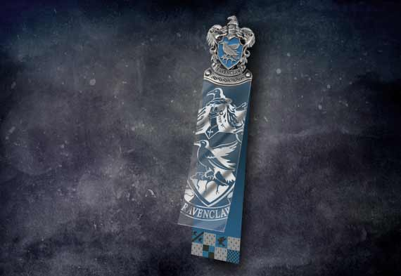 Marcapáginas Ravenclaw - Harry Potter