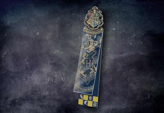 Harry Potter - Hogwarts Crest Bookmark