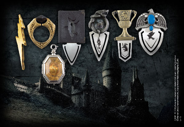 THE HORCRUX BOOKMARK COLLECTION