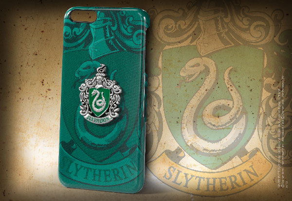 Slytherin crest iphone case 6 - Harry Potter