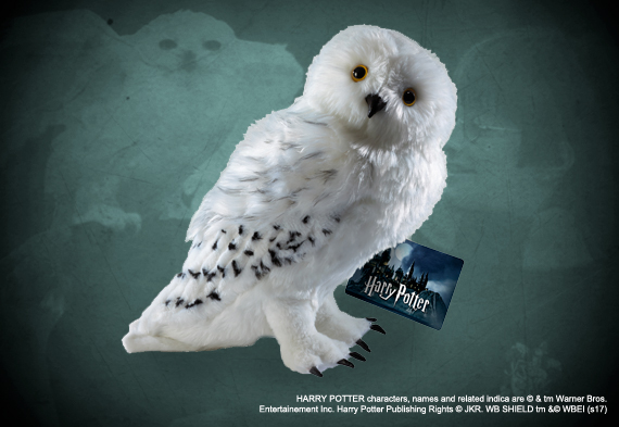 Hedwig big Plush - Harry Potter