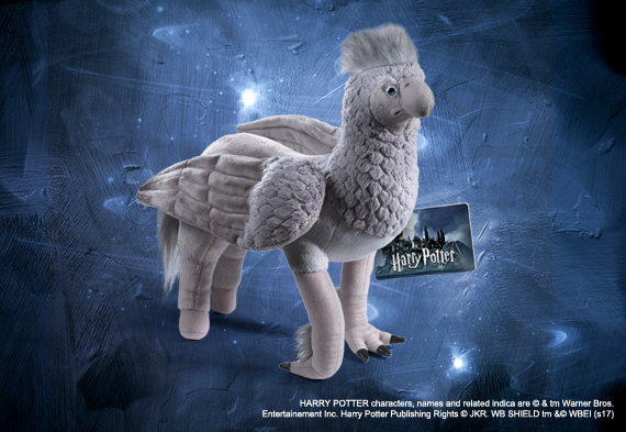 Buckbeak Collector Plush  - Harry Potter