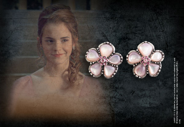 HERMIONE'S Yule Ball Earrings