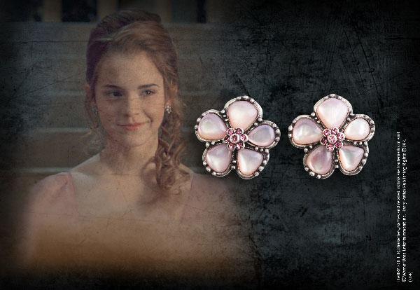 Boucles d'oreilles de bal d'Hermione - Harry Potter