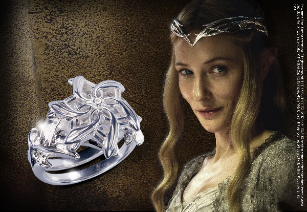 The Galadriel™ Ring - Silver