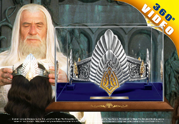 Aragorn - The King Elessar Crown