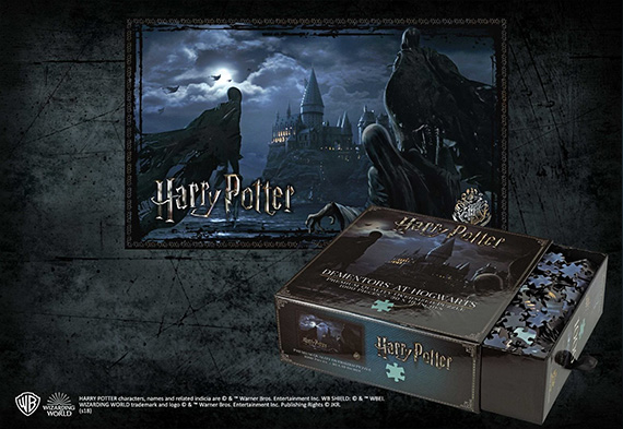 Puzzle - Dementors at Hogwarts