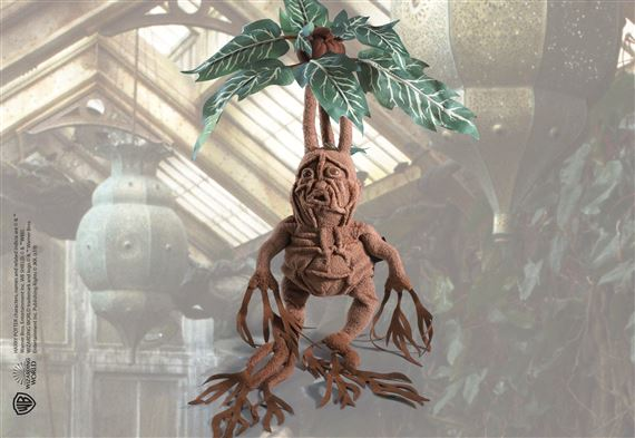 Mandrake Collector Plush - Harry Potter