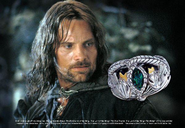 The Aragorn™ Ring - Silver