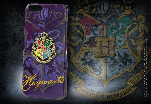 Hogwarts crest iphone case 6 Plus - Harry Potter