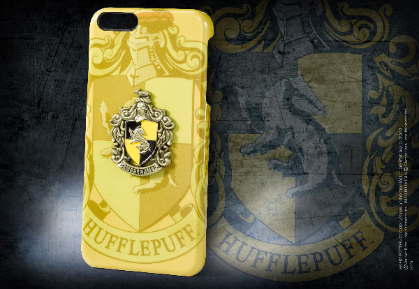 Hufflepuff crest iphone case 6 plus - Harry Potter