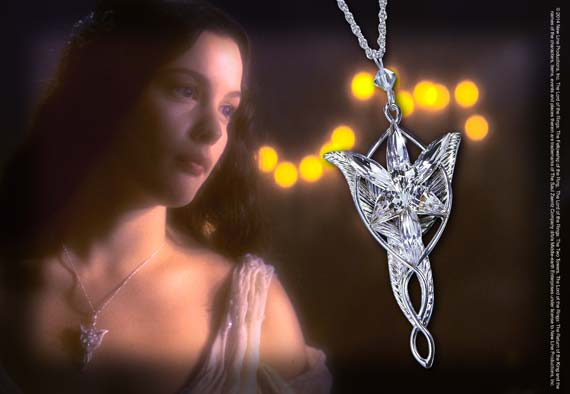 Réplica - Arwen Evenstar pendant - The Lord of the Rings