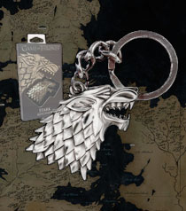 GOT - STARK key chain