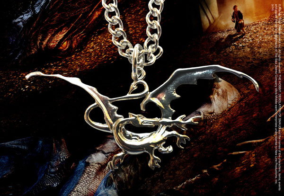 Hobbit - Smaug Pendant Costume - Hobbit