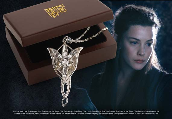 Arwen - Evenstar - Pendant - The Lord of the Rings