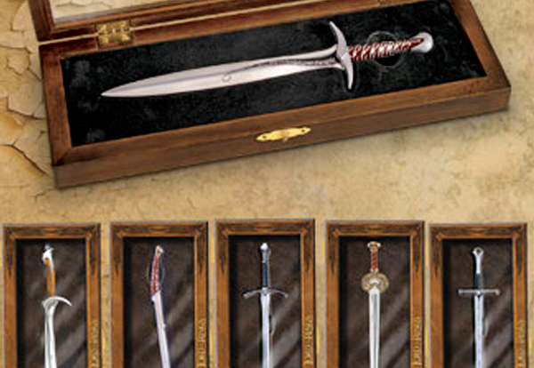 Collection Letter Opener