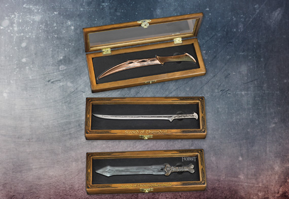 Pack Letter Openers The Hobbit