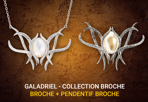 Galadriel - Brooch Collection
