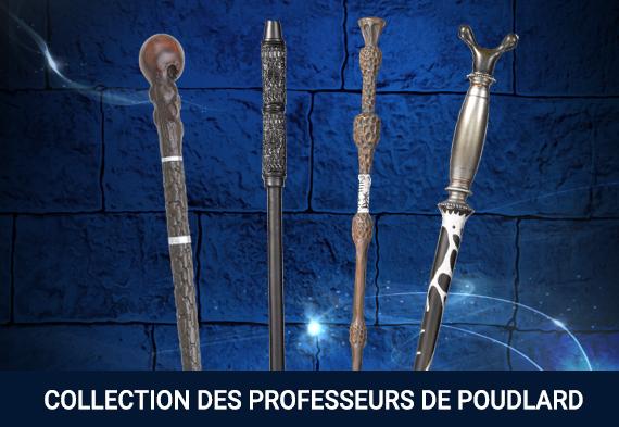 Colección Profesores de Hogwarts