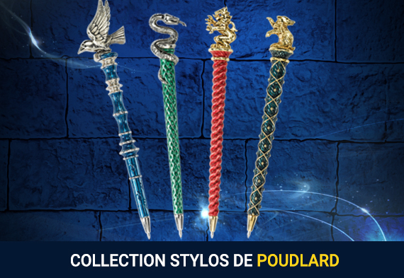 Collection Stylos de Poudlard