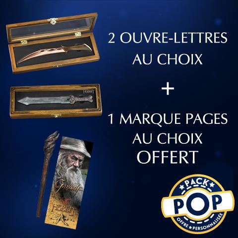 Pack Seigneur des Anneaux / The Hobbit 2